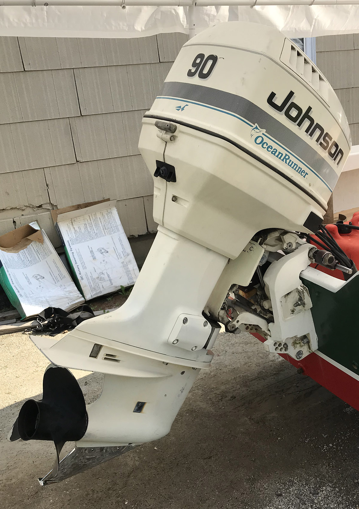 Motors For Sale | Runner Outboards | 617-982-0040